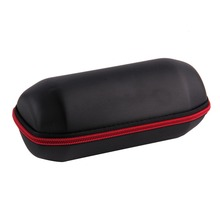 New Top Pouch PU Carry Cover Bag Pouch Sleeve Portable Protective Box Cover Case For Flip3 Flip 3 Bluetooth Speaker Black