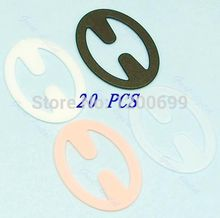 20 Clips Perfect Adjust Bra Strap Clip Cleavage Control(China)