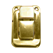 4pcs Fastener Toggle Lock Latch Catch Gold Door Latch for Suitcase Case Boxes Chests Tools(China)