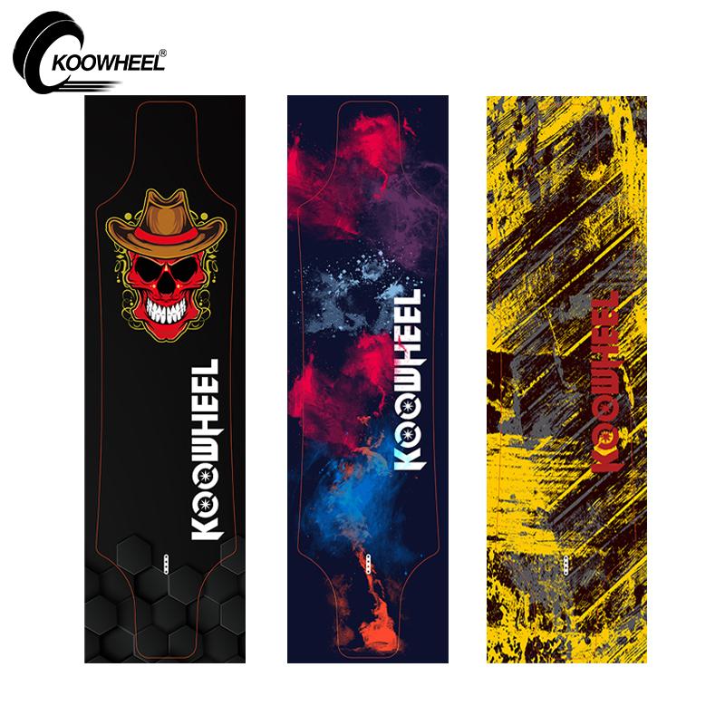 Super Hard-Wearing Grip Tape Cool DIY Sandpaper Stickers for Street Skateboard Decks Griptape (2)