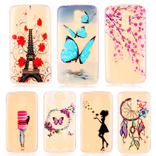 Phone Cover Case For LG K7 Cellphone Silicone Cases Fundas 5.0 inch K7 Dual SIM K7 M1 Accessories Covers SCAK02