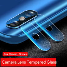 Camera Lens Tempered Glass Xiaomi Pocophone F1 Mi 8 SE A1 A2 Lite 5X 6X Redmi Note 5 Pro Global Lens Glass Protective Film