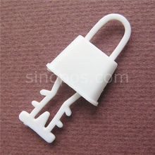 Free shipping Plastic Nets Clip Buckle, releasable mesh bag closing fastener hanger for arts gift toys fruit eggs vegetable food(China)