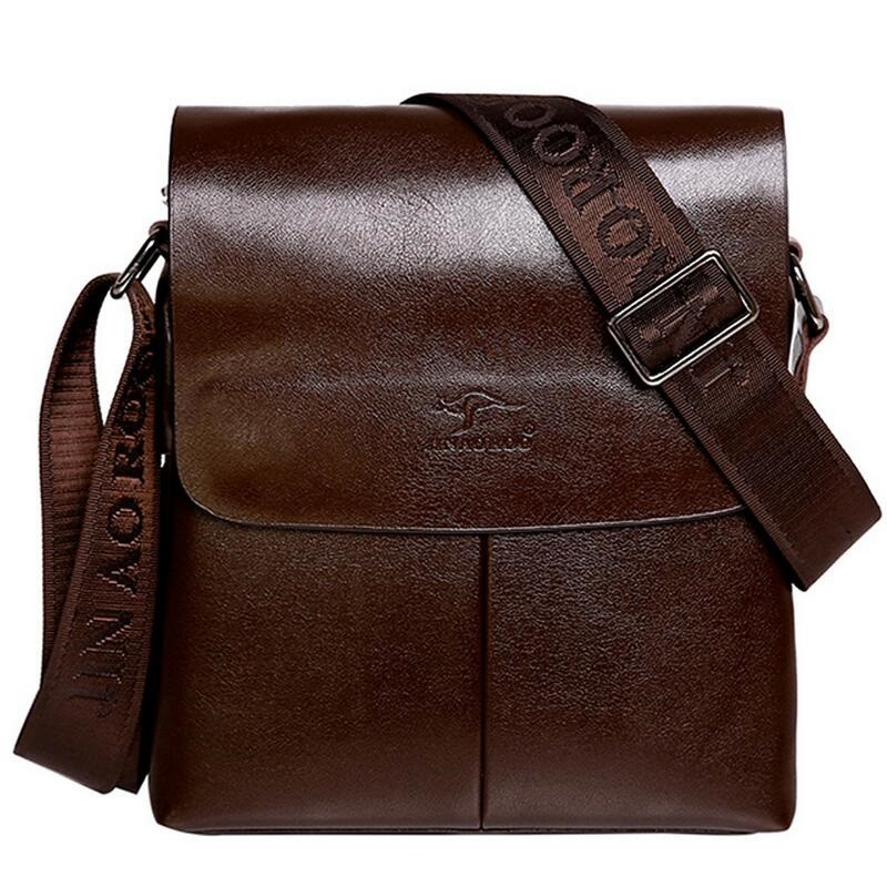 2017  New Genuine Leather Man Messenger Bags Cowhide Male Cross Body Bag Famous Brand Men Commercial Briefcase Bag  LJ-0768<br>