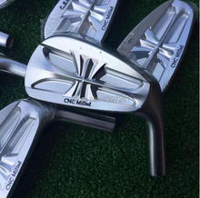 TourOK New Golf irons CNC Milled set 4-9P Golf Clubs no Clubs shaft Free shipping(China)