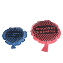 1Pc Whoopee Cushion Jokes Gags Pranks Noise Maker Trick Funny Toy Fart Pad Gift -B116(China)