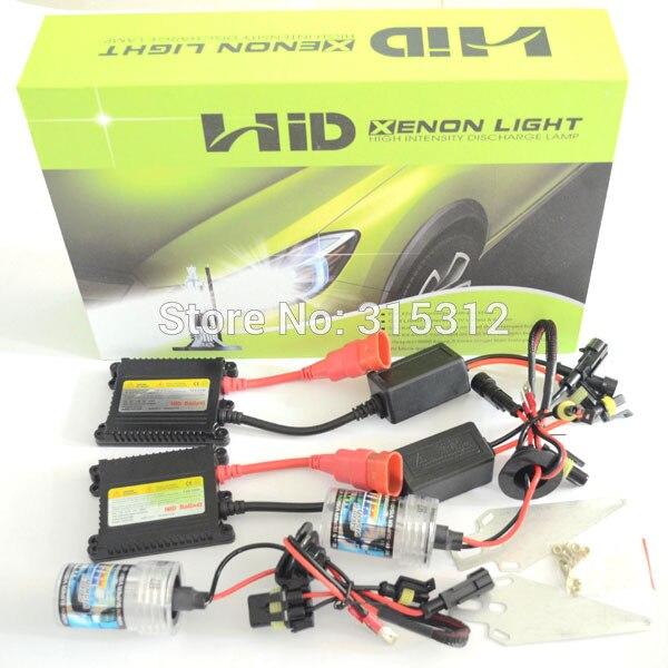 xenon H7 hid kit Slim ballast DC 35W XENON HID Kit H1 H3 H7 H9 H10 9005 9006 880/881 hid xenon kit 12v 35w 6000k h7<br><br>Aliexpress