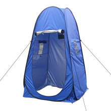 Portable Pop Up outdoor automatic shower tent changing room dressing toilet tent UV-protective shade waterproof 2 person tent(China)