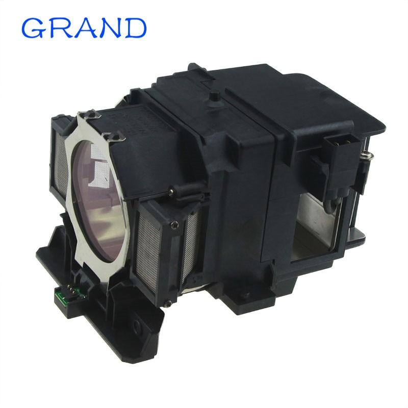 NEW ELPLP52 / V13H010L52 Projector lamp with housing for EPSON PowerLite Pro Z8000WUNL/Z8050WNL;EB-Z8000WU/Z8050W HAPPY BATE<br>