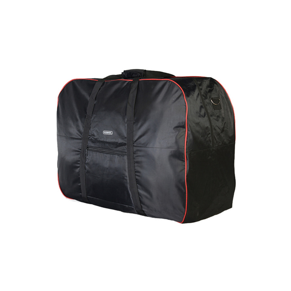 ROSWHEEL Durable Folding Bike Package Bag 14-20inch Vehicle Carring Bag MTB Mountain Road Bike Packing Carry Bag Carrier Pannier<br>