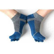 Compression Five Fingers Socks Breathable Men Male Separate Toe Warm Soft Socks