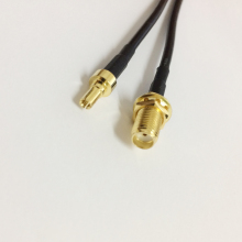 ALLiSHOP New Arrival 15cm 3G USB Modem RF E931PC CRC9 Straight To SMA Female Pigtail Connector Adapter Cable