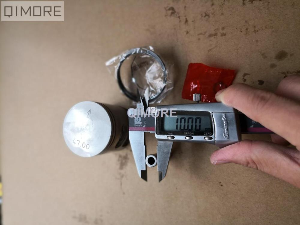 JOG70 Piston Set-10mm 6