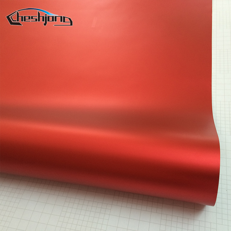 Metallic-Red-Matte-Chrome-Vinyl-1.52x20m-roll-Chrome-Film-Matte-Vinyl-Car-Wrap-Matt-Chrome-Wrapping-Roll-1