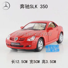 KINSMART Die Cast Metal Models/1:32 Sport-BenzSLK Class toys/for children's gifts or for collections
