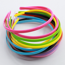 Black white Plastic Teeth Hair Band Headbands wide Jewelry Findings hair accessory diy tools 3pcs