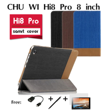 ChuWi Hi8 Pro dual system holster case tablets dedicated support set 8 inches Original pu Leather Case - Yobi Store store