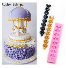 Long Size Neckalce Shape Hands Shape 3D Silicone Cake Mold, Cartoon Figure/cake tools Soap Mold Cake Decoration D082