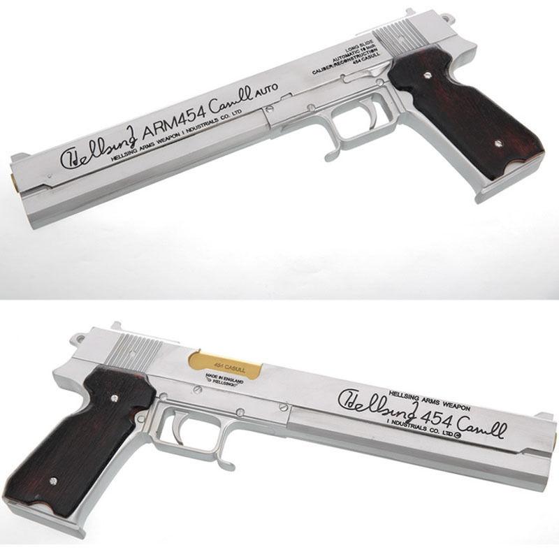 Hellsing Ultimate Alucard Cosplay Props Resin Guns 1:1