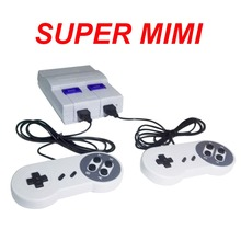 MINI Classic handheld game player Family TV video game console Childhood Built-in 400 8bit Games(China)
