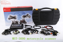 Universal version motorcycle diagnostic tool MST-3000 support Heavy duty motorcycles tool(China)