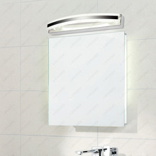 8W/12W/16W LED SMD 2835 Acrylic Wall Sconces Mirror-front Makeup Lamp Hotel Shop Toilet Light