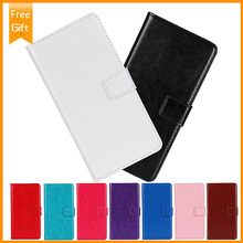 New Wallet leather Case For Htc Desire 300 Flip Cell Phone Pouch Case Cover for HTC Desire 300 Vertical Case+Gift