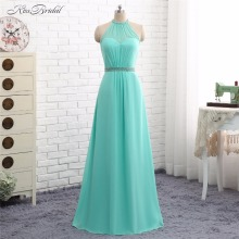 New 2018 Sexy Long Bridesmaid Dresses Long For Wedding Sweetheart Zip Back Formal Prom Party Dresses 2017 Vestido Madrinha(China)