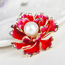 Yimeirui boutique 2016 summit in Hangzhou, South Korea welcome Brooch corsage pins high fashion wholesale