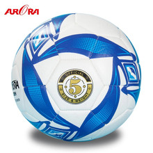 POINT BREAK Factory direct sales of sewing machine football authentic 5 large football support custom PU football wholesale 5(China)