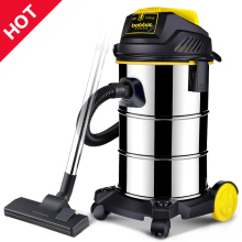 Home Strong High Power Vacuum Cleaner Small Handheld Industry Super Sound-off Carpet Car Wash GY-308 Cleaners(China)