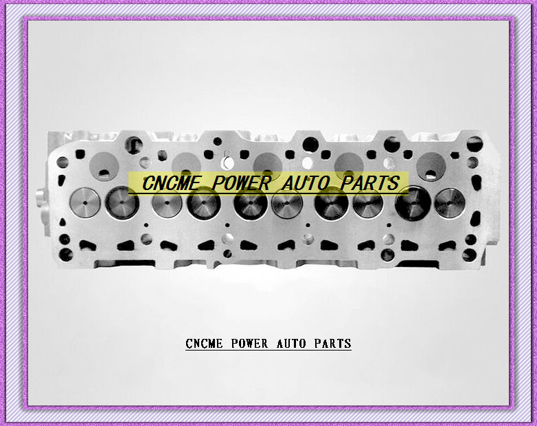908 134 AAB Complete Cylinder Head Assembly ASSY For Volkswagen VW Transporter T4 2461cc 2.4L D L5 1990- 074103351A 908134 (5)
