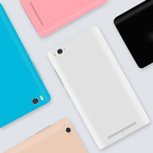 High Quality Hard PC Colorful Battery Door Case for Xiaomi Mi 4C 4i 4S 5 Note Original Replacement Part Back Cover
