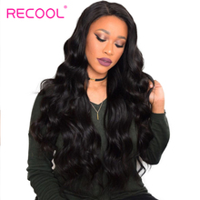 Brazilian Virgin Hair Body Wave Human Hair Bundles Recool Hair Natural Color 1 Piece Deals 100% Unprocessed Human Hair Weave(China)