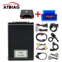 FVDI ABRITES Full Commander with 18 Software + 100% Good Quality + unlimited time for use + DHL free shipping(China)