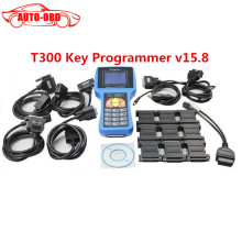 High quality  V15.8 T-Code T-300 T300 Key Programmer For Multi-Cars T 300 Auto Transponder Key By Read ECU-IMMO Spanish&English