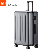 28 inch Original Xiaomi Suitcase Large Capacity 100L dustproof Case Elastic Travel Luggage Stretch Trolley case Box Dust cover