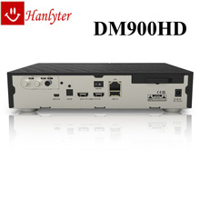 2017 Newest Model dm900hd 4k E2 DVB-S2/C/T2 Tuner dm 900 UHD 4GB Flash 2GB RAM 2160p PVR Linux TV Receiver dm900 hd(China)
