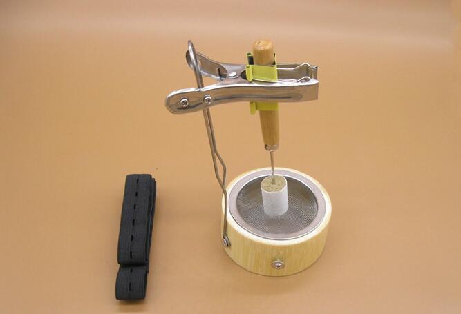 Moxibustion rack moxibustion massage instrument hanging moxibustion box acupoints gynecology moxa clip<br><br>Aliexpress