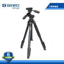 BENRO A650FHD3 City System Professional Tripod With Head Set For Canon Nikon Digital Camera Aluminum Alloy Portable Tripod