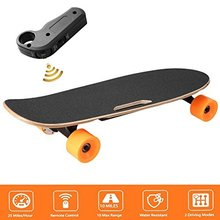 2017 New Wireless Electric Skateboard Four Wheels Hoverboard Longboard Electric Scooters with remote controller key(China)