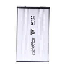 "2.5 inch USB 3.0 SATA HDD Enclosure HDD for 2.5"" SATA hard disk drive for data backup and data transfer suppport windows/ Mac OS"