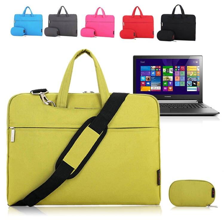 For Lenovo Flex 2 / Flex 3 15 Series 15.6 Notebook Laptop Shoulder Bag Pouch Zipper Sleeve Protective Case Briefcase Messenger<br><br>Aliexpress