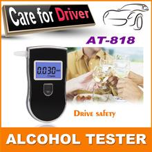 Crazy promotion new patent wholesale portable digital mini breath alcohol tester alcohol tester