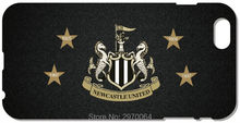 Newcastle United Cell Phone Case For iphone 4 4S 5 5S SE 5C 6 6S 7 Plus For iPod Touch 4 5 6 For Nokia Lumia 520 630 930 Cover