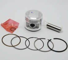 D.56mm For CG125 0.00STD High Performance Aluminum Motorcycle Piston Set(China)