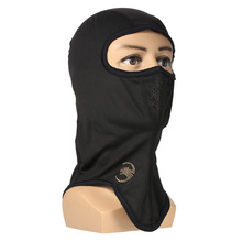 Motorcycle Masks Black Grid Dynamics Mesh Full Mask Summer Breathable sunscreen Masks(China)