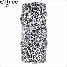 C.gree Neck seamless leopard Bandana Face Mask Bike Motorcycle coverchief  Tubular Headband Scarf Tube kerchief headwear Cap 229