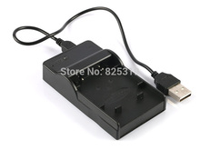 Battery Charger for FUJIFILM FinePix J29 J27 J28 J30 J32 J35 J37 J38 JV100 JV110 JV105 JV1004 JV150 JV155 JV160 JV200 JV205(China)