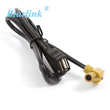 USB Input Cable for Volkswagen Skoda Seat with RCD300 RCD510 RNS210 RNS510 RNS850 Head Units(China)